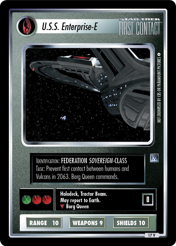 U.S.S. Enterprise-E (20th Anniversary Collection)