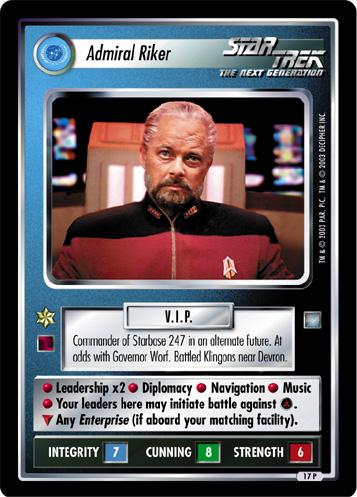 Admiral Riker