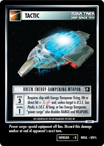 Breen Energy-Dampening Weapon