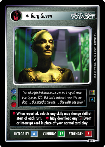 Borg Queen (The Borg)