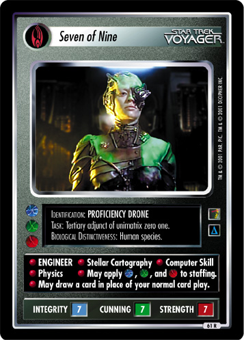Seven of Nine (The Borg)