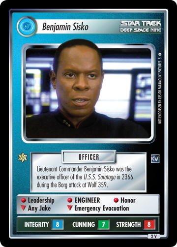 Benjamin Sisko (Chain of Command)