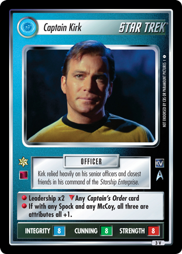 Captain Kirk (Chain of Command)