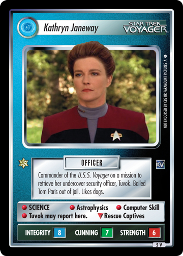 Kathryn Janeway (Chain of Command)