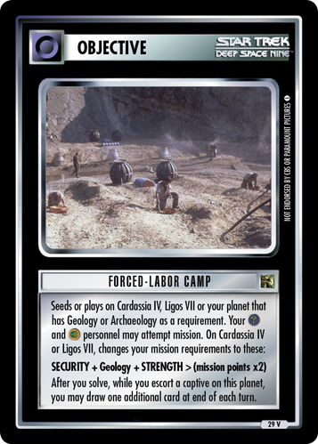 Forced-Labor Camp