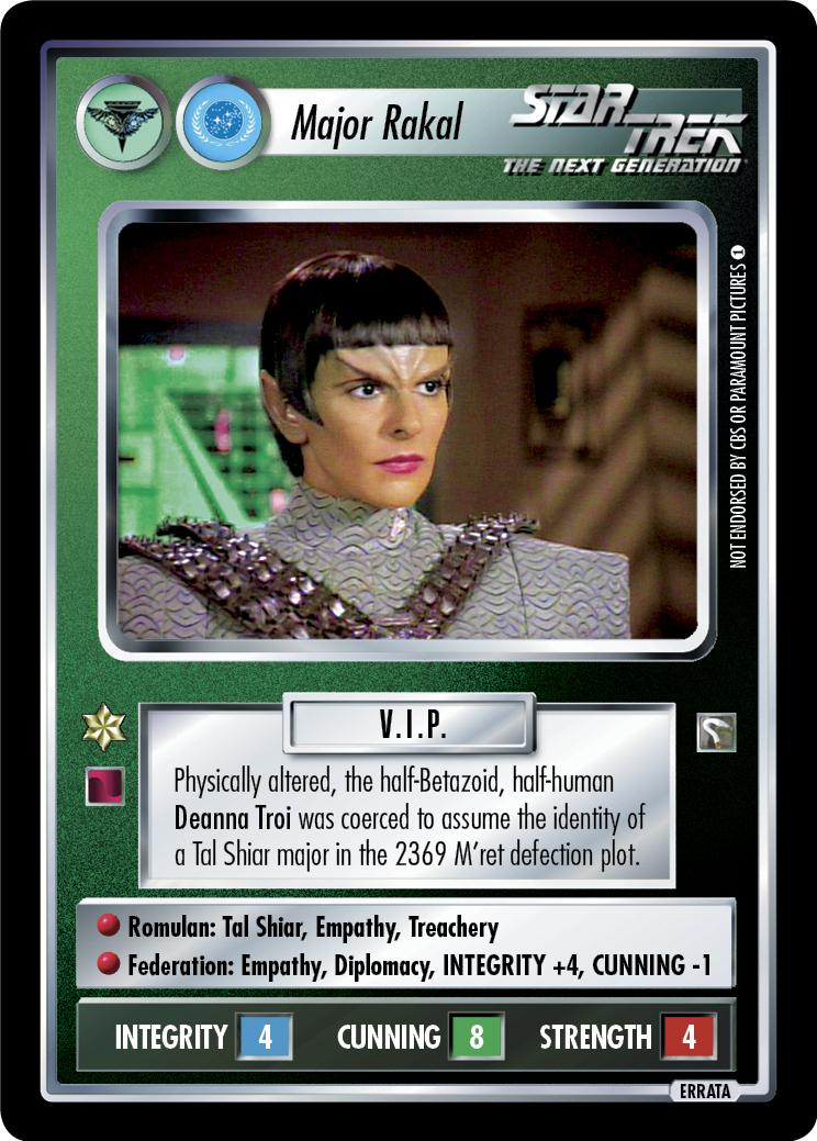 Major Troi
