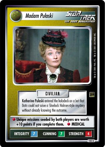Madam Pulaski
