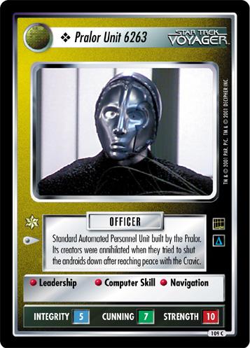 Pralor Unit 6263