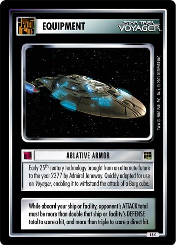 Ablative Armor