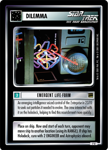 Emergent Life-Form