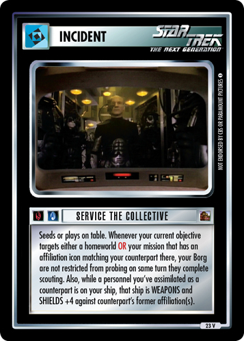 Service the Collective