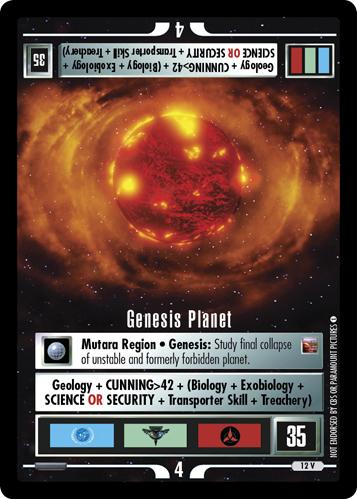 Genesis Planet