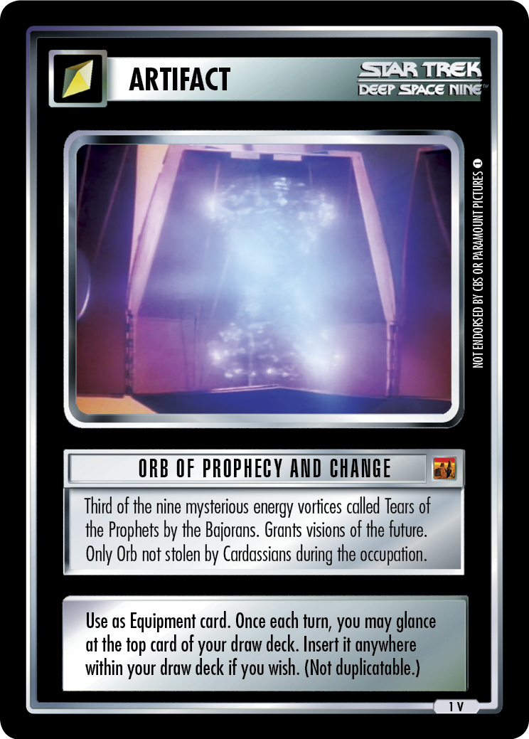 Orb of Prophecy and Change