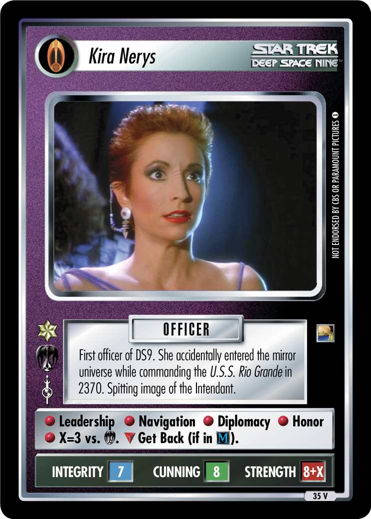 Kira Nerys (Through the Looking Glass)