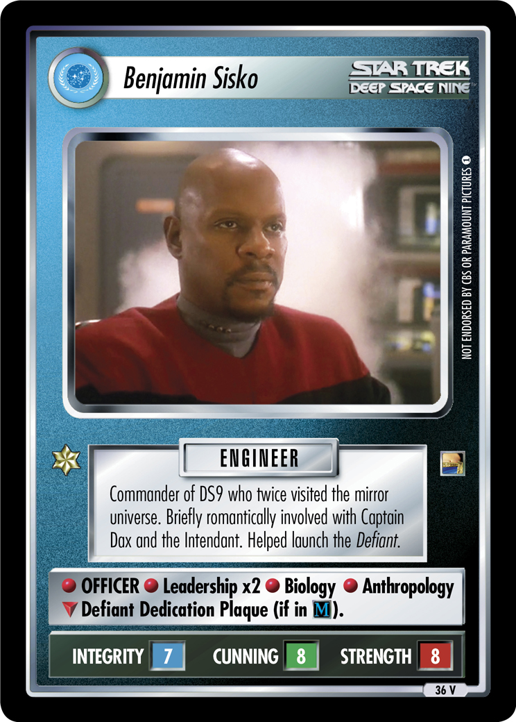 Benjamin Sisko (Through the Looking Glass)