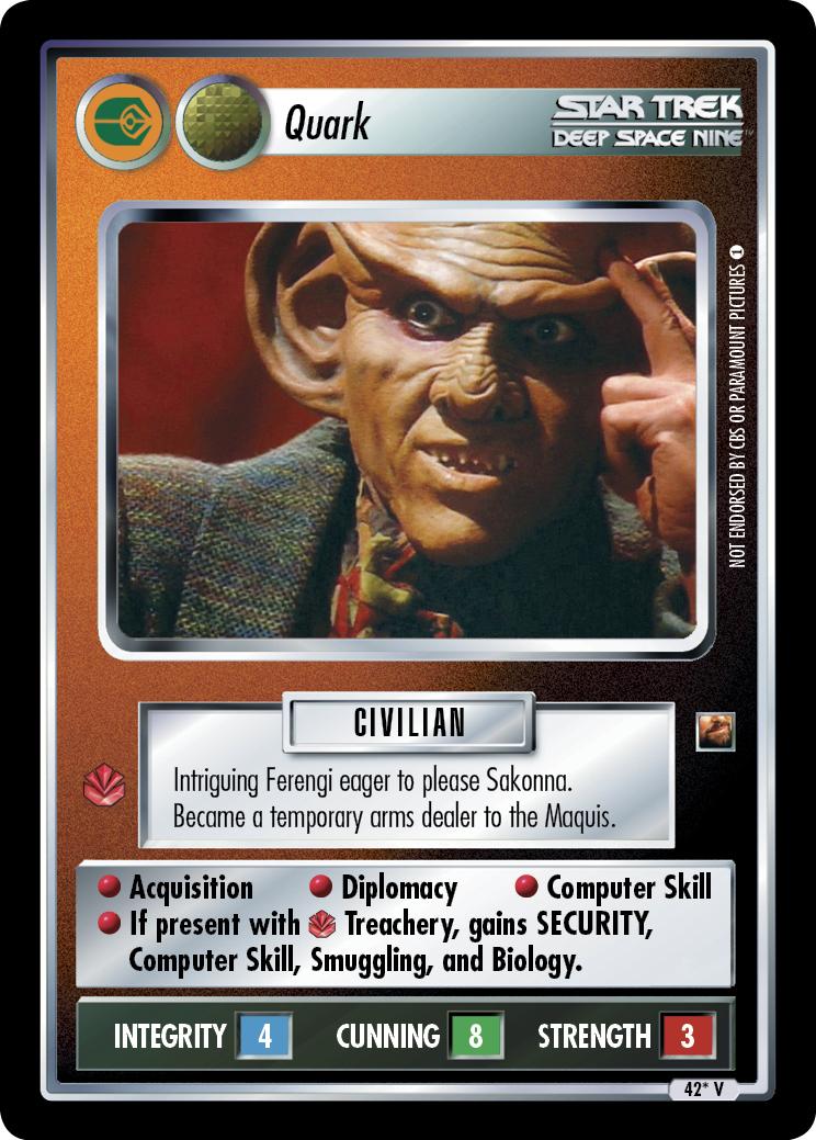 Quark (The Maquis)