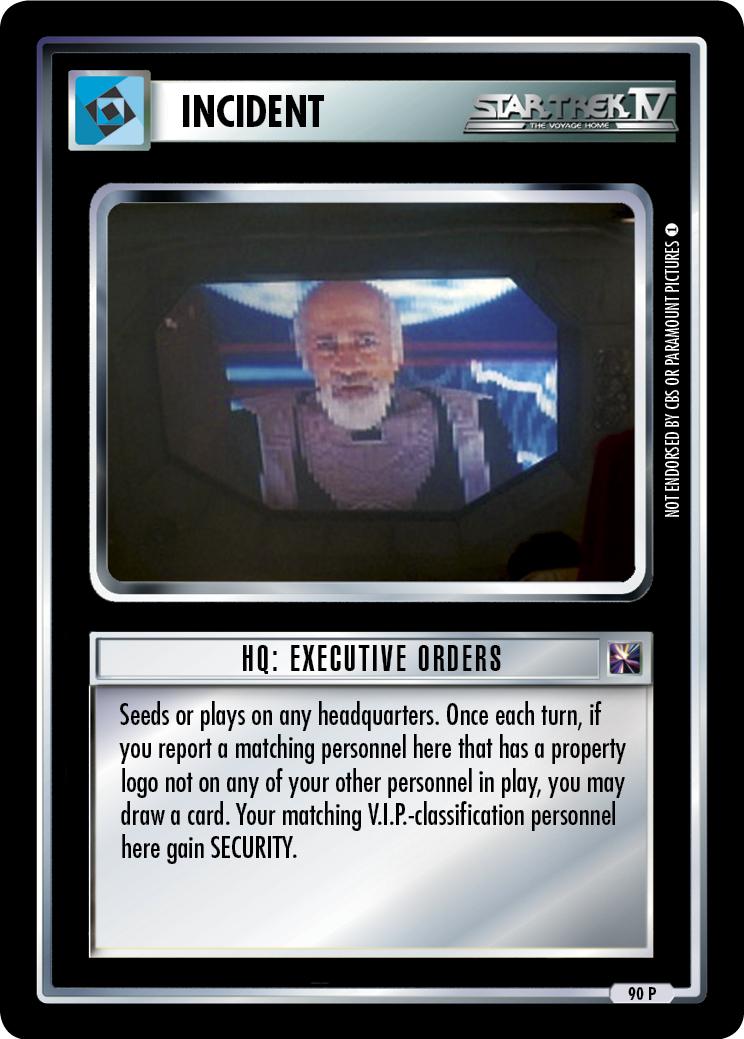HQ: Executive Orders