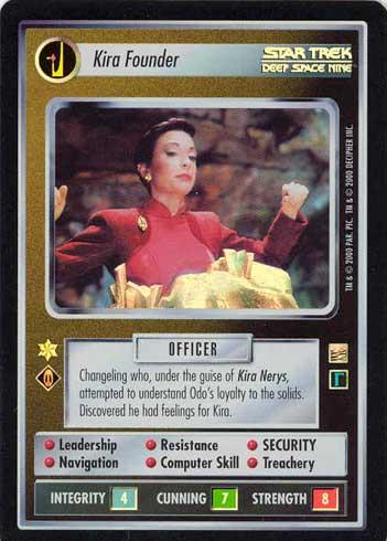 Kira Founder