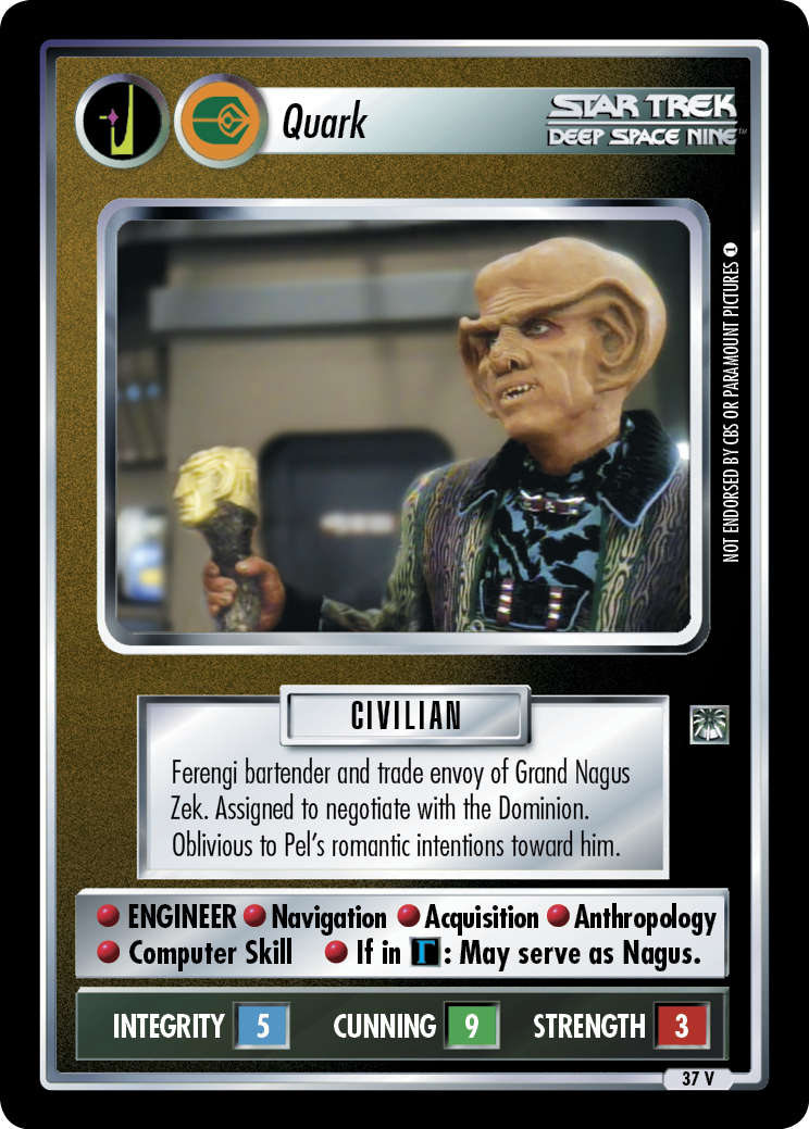 Quark (The Gamma Quadrant)