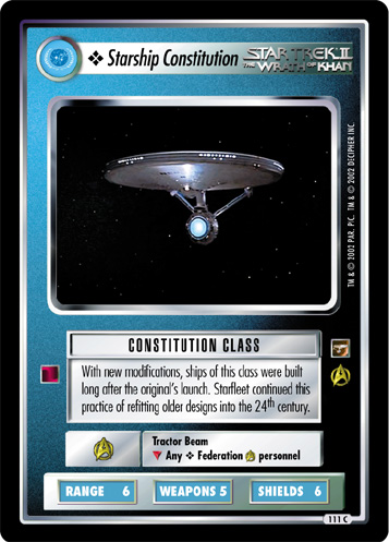 Starship Constitution (The Motion Pictures)
