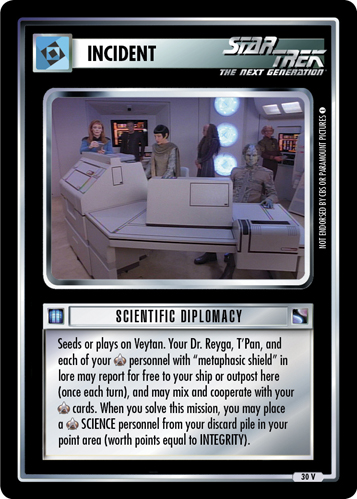 Scientific Diplomacy
