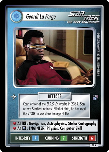 Geordi La Forge (The Next Generation)
