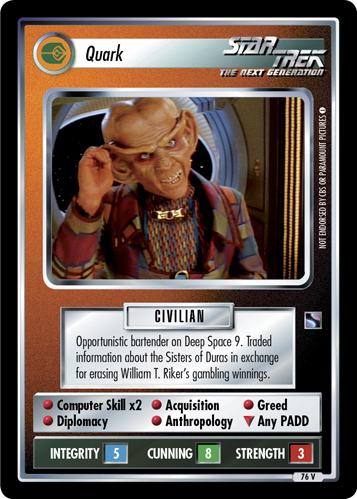 Quark (The Next Generation)