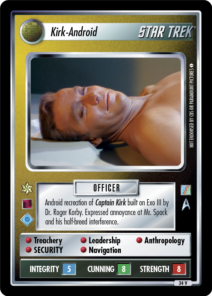 Kirk-Android