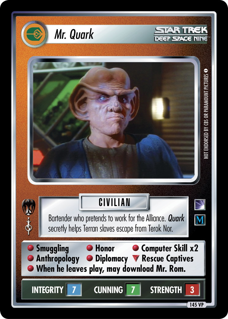 Mr. Quark