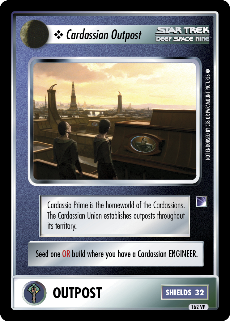 Cardassian Outpost