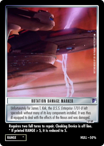 Rotation Damage Marker (Generations)