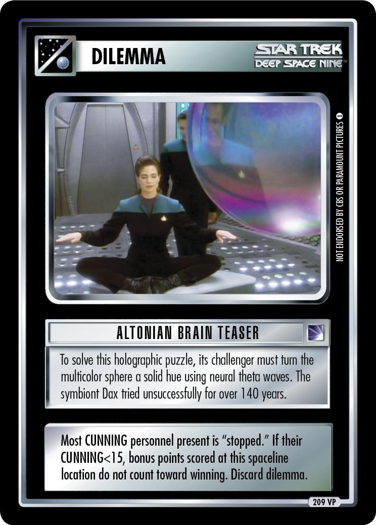 Altonian Brain Teaser