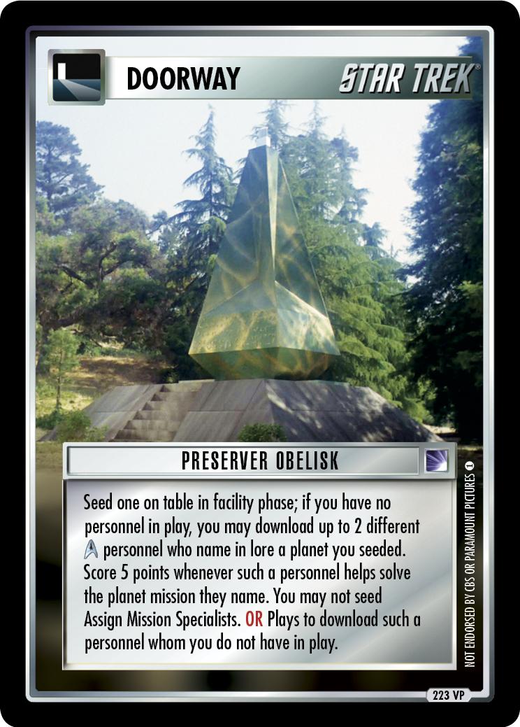 Preserver Obelisk