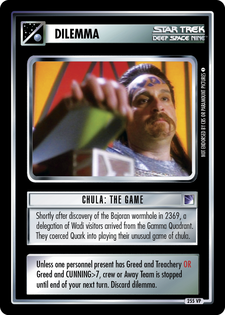 Chula: The Game