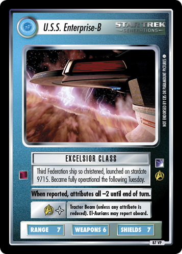 U.S.S. Enterprise-B
