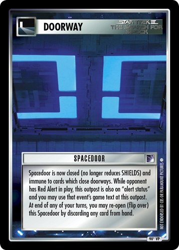 Spacedoor