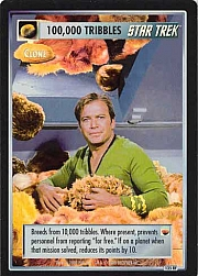 100,000 Tribbles - Clone
