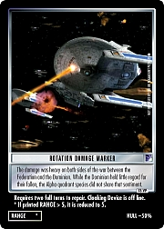 Rotation Damage Marker (Deep Space Nine)
