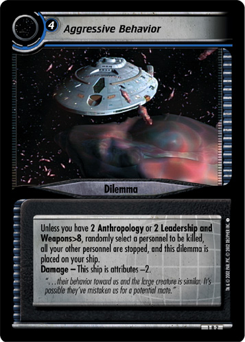 Innovative Vessel Star Trek CCG These Are The Voyages RARE 12R116 Delta Flyer
