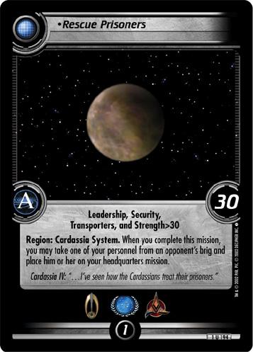 Cardassia IV (Rescue Prisoners)