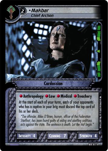 Makbar (Chief Archon)