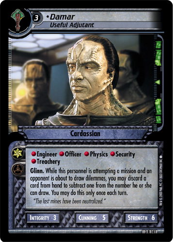 Damar (Useful Adjutant)