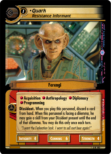 Quark (Resistance Informant)