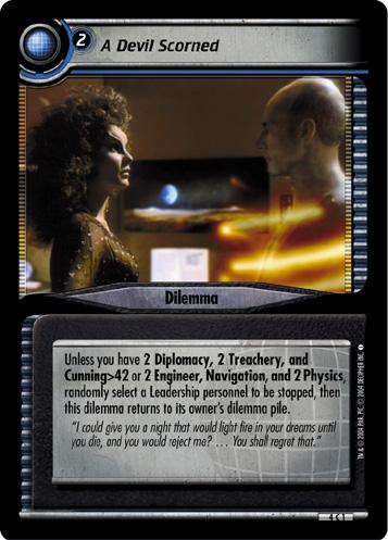 Star Trek Reflections 2.0 The Rite of Emergence 4R98