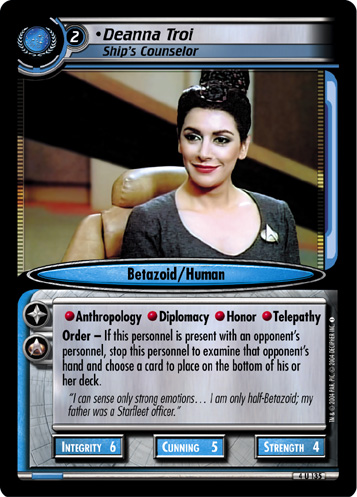 Deanna Troi (Ship's Counselor)