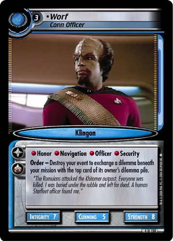Worf (Conn Officer)