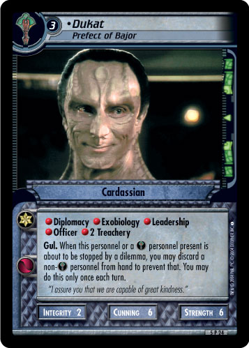 Dukat (Prefect of Bajor)