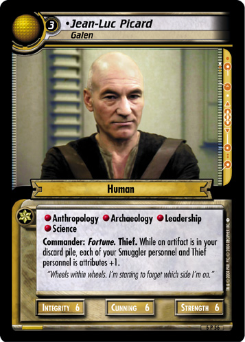 Jean-Luc Picard (Galen)