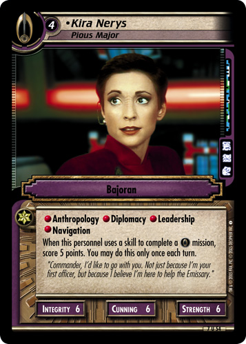 Kira Nerys (Pious Major)