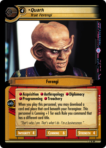 Quark (True Ferengi)